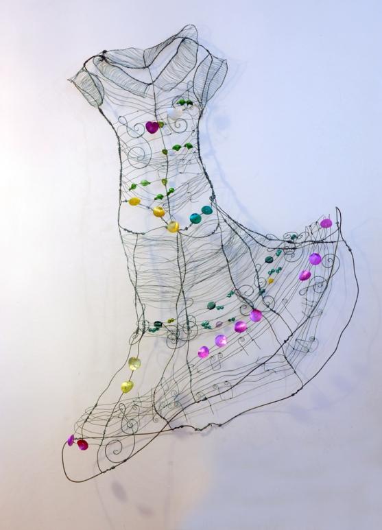 Susan Cuffe - Sculptor in Wire - Exhibition